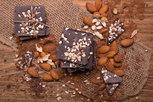 Dark Chocolate Almond Squares_2