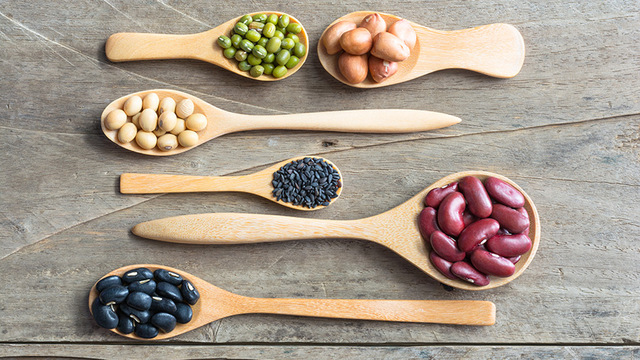 Live longer on plant protein