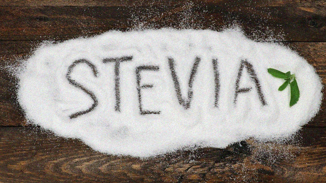 Stevia - The All Natural Sweetener